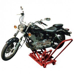 BikeTek Americana1 Hydraulic Custom Chopper Lift