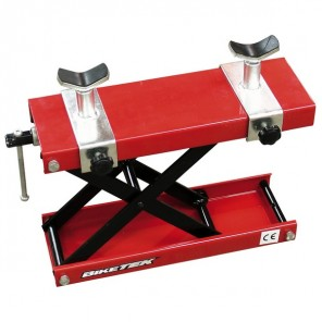 BikeTek Mini Table Lift Jack 500kgs Max 100-340mm Lifting Range