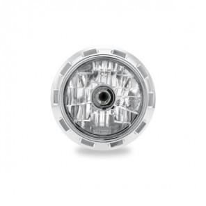 Performance Machine Apex Headlight - Chrome