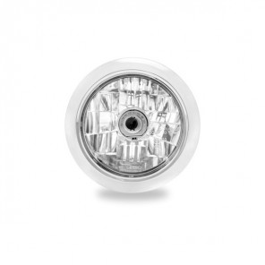Performance Machine Clean Headlight - Chrome