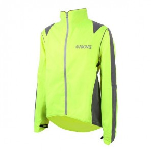 Proviz Nightrider Waterproof Jacket - Yellow