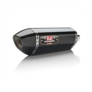 Yoshimura | GSXR600/750 | R77J EEC Slip On SS/SS Cap | Stainless Steel