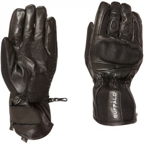 Buffalo Racetex Glove - Black