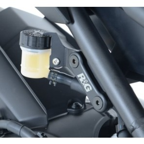 R&G Rear Foot Rest Blanking Plate Kit | Yamaha MT-09 | BLP0031BK