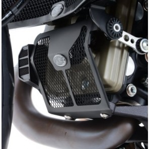 Ducati Monster 1200 / 1200S '14- | R&G Front Cylinder Head Guard | CHG0001BK