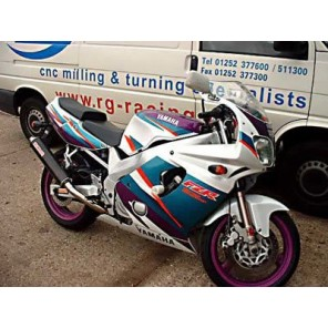 Yamaha FZR600R 94-96 | R&G Crash Protectors | Classic Style | CP0066WH (WHITE)