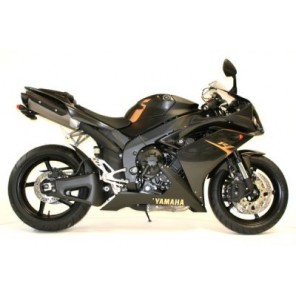 Yamaha YZF-R1 '07- | R&G Crash Protectors | Aero Style (Lower) | CP0195WH (WHITE)