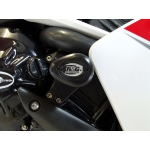Yamaha YZF-R1 ('07-'08) | R&G Crash Protectors | Aero Style | CP0197WH (WHITE)