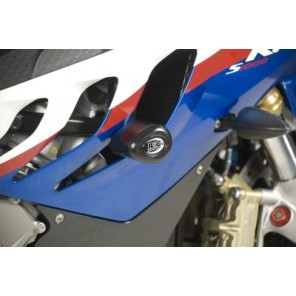 BMW S1000RR | R&G Crash Protectors | Aero Style | Race Version | CP0283BL (BLACK)