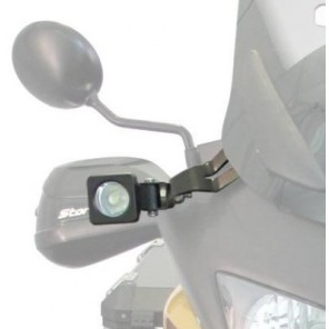 Denali Auxiliary Headlight Mounting Kit for Honda XL1000V Varadero DENLAH.01.818.10000.B