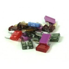Denali Assorted Mini ATM Fuses for the PowerHub2 Power Distribution Module DENTT-00015