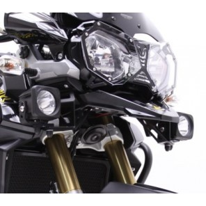 Denali DX Xtreme Spot Dual Intensity LED Lighting Kit with Full Wiring Harness and M8 Mount DENTT-DX