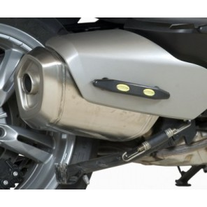 R&G Exhaust Sliders | BMW C650 GT | ES0005BK