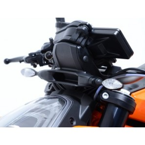R&G Front Indicator Adapter Kit | KTM 1290 Superduke '14 | FAP0005BK