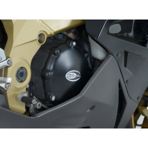 Aprilia RSV1000 '04- | R&G Engine Case Cover Kit (2pc) | KEC0067BK