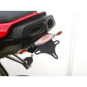 Ducati 749/999 (with R&G LEG Micro Indicators included) | R&G Tail Tidy| LP0033BK (Black)