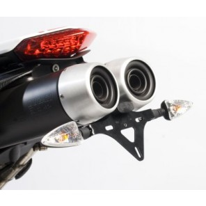 Ducati Hypermotard 796/1100 | R&G Tail Tidy| LP0054BK (Black)