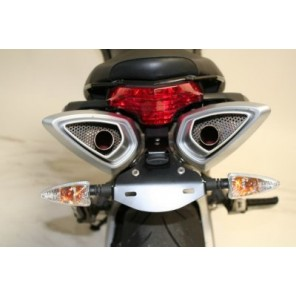 Aprilia Shiver 750 | R&G Tail Tidy| LP0058BK (Black)