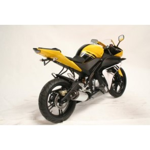 Yamaha YZF-R125 | R&G Tail Tidy| LP0069BK (Black)