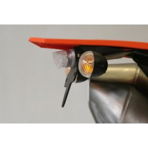 KTM 690 SMCR/SMC/Enduro | R&G Tail Tidy| LP0073BK (Black)
