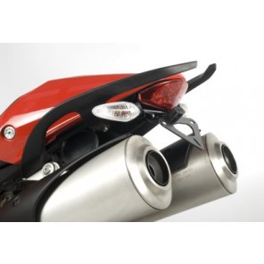 Ducati Monster 696/795/796/1100 | R&G Tail Tidy| LP0097BK (Black)