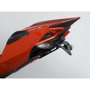 Ducati Panigale 899/1199/1299 | R&G Tail Tidy| LP0115BK (Black)