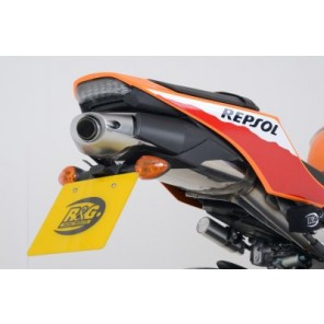 Honda CBR600RR ( 13-) | R&G Tail Tidy| LP0139BK (Black)