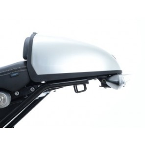 BMW R NINE T  14-| R&G Tail Tidy| (swingarm mounted, for use with pillion seat and subframe) | LP0160BK (Black)