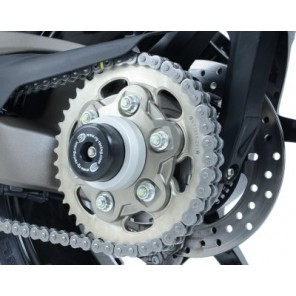 R&G Spindle Blanking Kit for Ducati Monster 1200 '14- SBP0004BKSI
