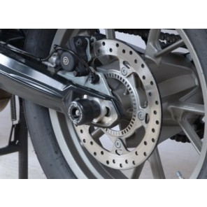 R&G Swingarm Protectors | BMW F700GS ('12-) | SP0045BK