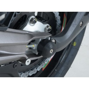 R&G Swingarm Protector for Aprilia Caponord 1200 '13- SP0052BK