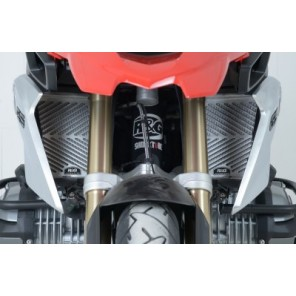 BMW R1200GS '13 | R&G Stainless Steel Radiator Guard (Pair) | SRG0009SS (Stainless Steel)