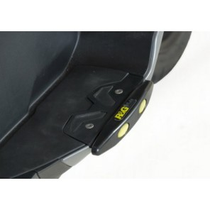 R&G Footboard Sliders | BMW C600 Sport | TP0005BK