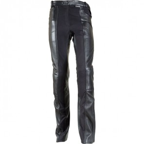 Richa Kelly Ladies Leather Trousers - Black