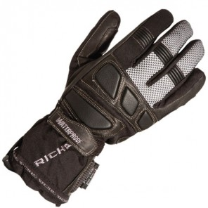 Richa Carbon Winter Glove - Black