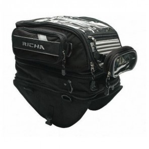 Richa Multi Tank Bag - Black