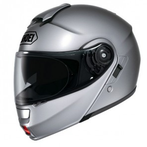 Shoei Neotec - Light Silver
