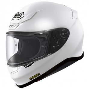 Shoei NXR - White