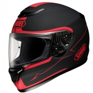 Shoei Qwest Bloodflow TC1 - Red/Black