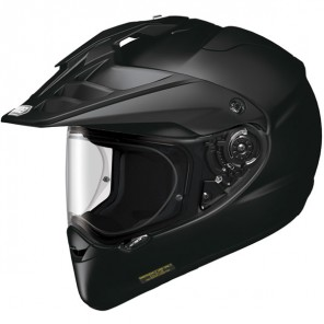 Shoei Hornet Adv Plain - Gloss Black