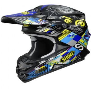 Shoei VFX-W Krack TC11