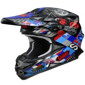 Shoei VFX-W Krack TC2