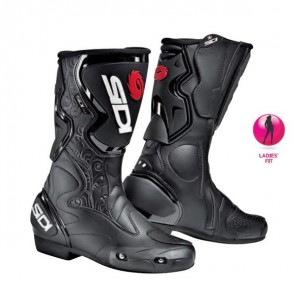 Sidi Fusion Ladies Boots - Black