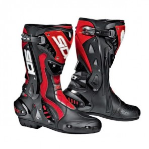 Sidi ST Boots - Black/Red