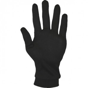 Weise Silk Inner Glove - Black