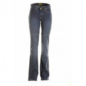 Draggin Skins Jeans - Ladies - Blue