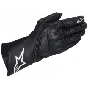 SP-8 Leather Glove - Black