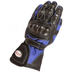 Buffalo Storm Glove - Black / Blue