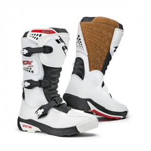 TCX  Comp Kid Boots - White