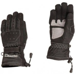 Buffalo Tracker Glove - Black